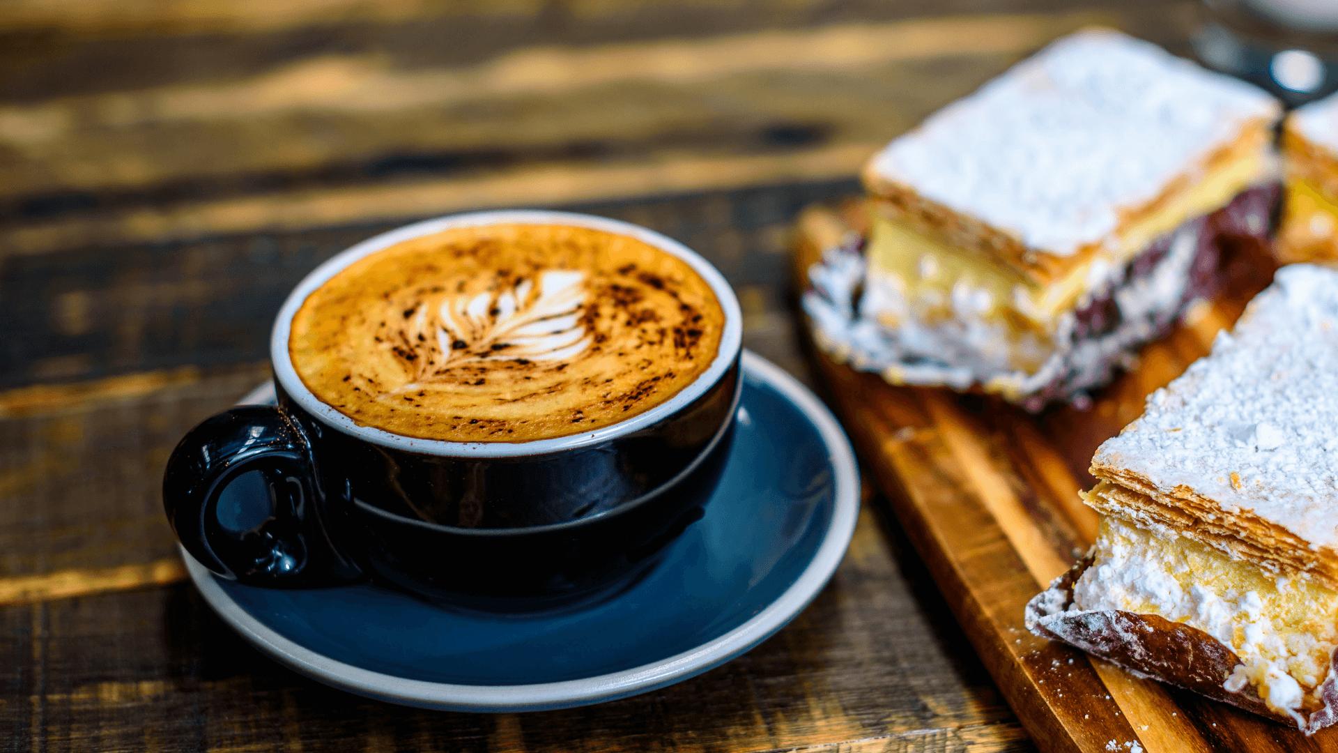 koffie met gebak uitvaart