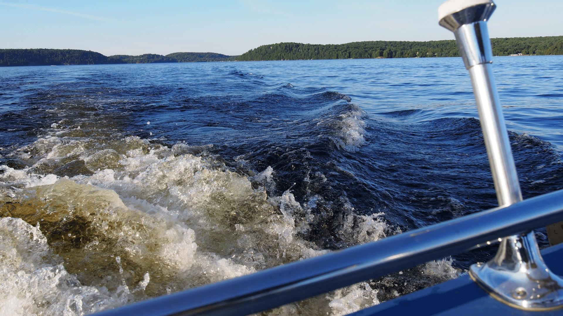 uitvaart afscheid water